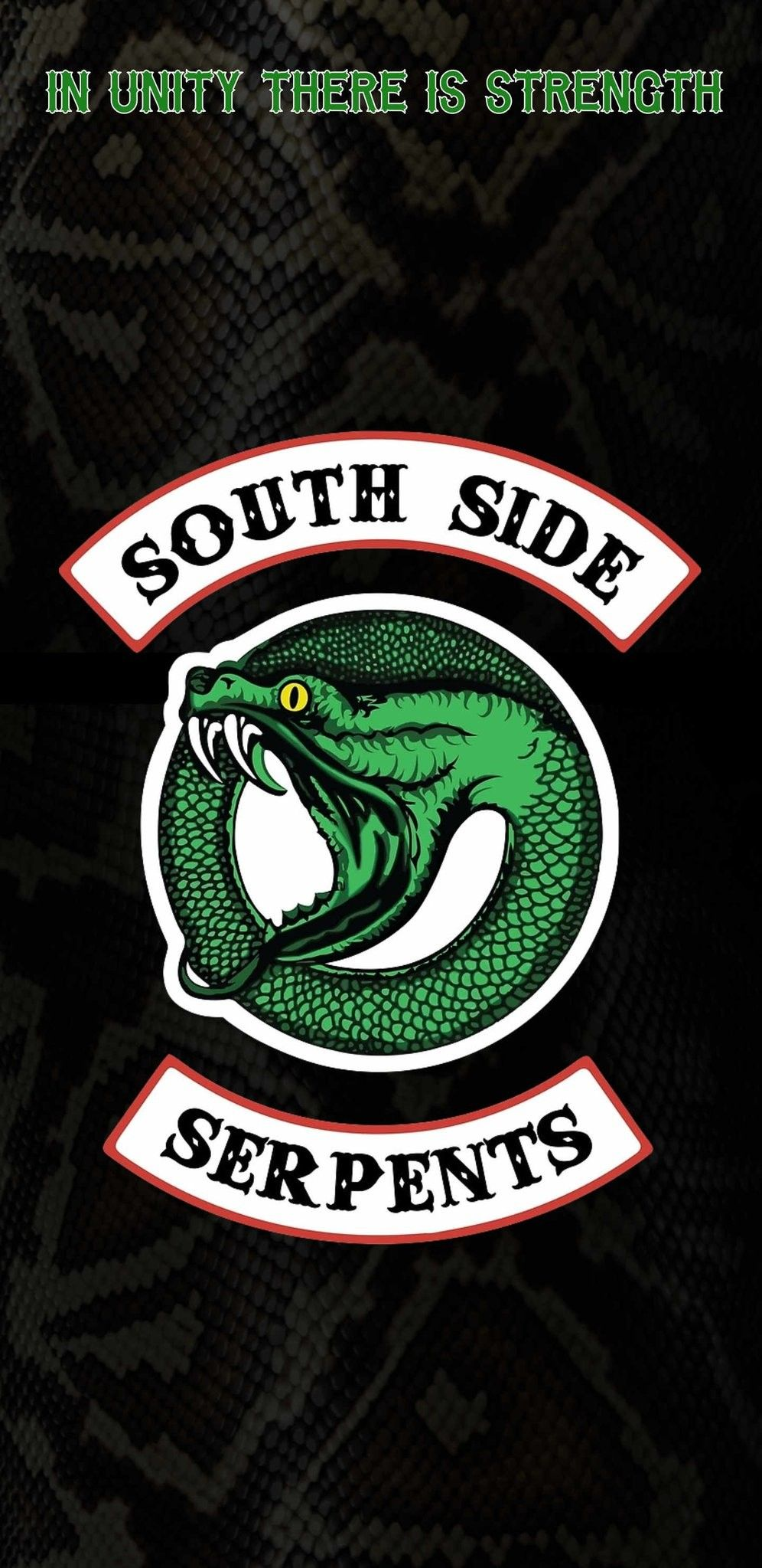 South Side Serpents Riverdale Wallpaper Hd Riverdale Serpent Tattoo Serpent