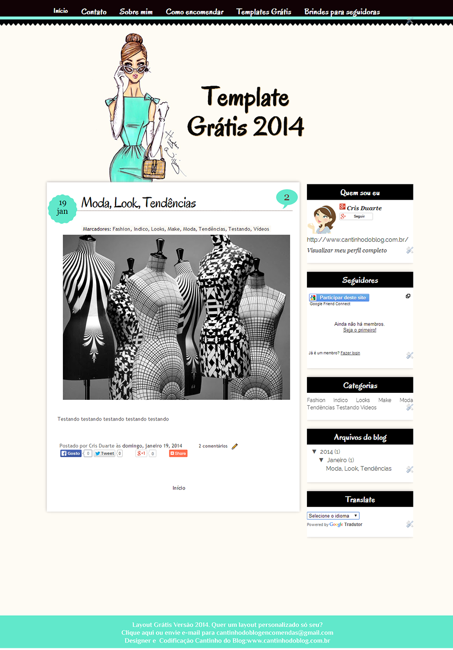layouts and templates for blogs and online stores   Free Blogger ...