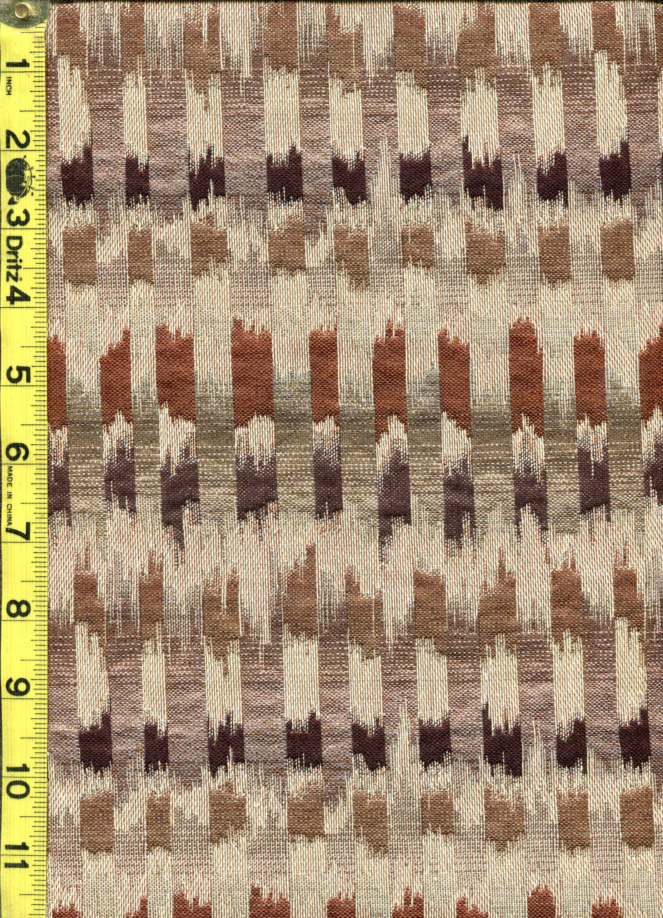ImgB131 Ikat Stripe Order Swatches On Line Or Shop The Fabric Shack Home Decor Collection In Waynesville Ohio Drapery Upholstery Inspo Interiors