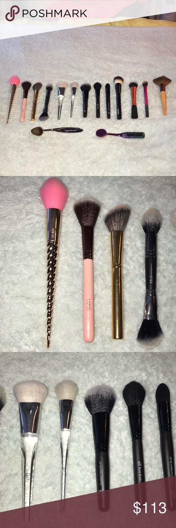 Face Brush Bundle Boutique Face brush, Sephora makeup