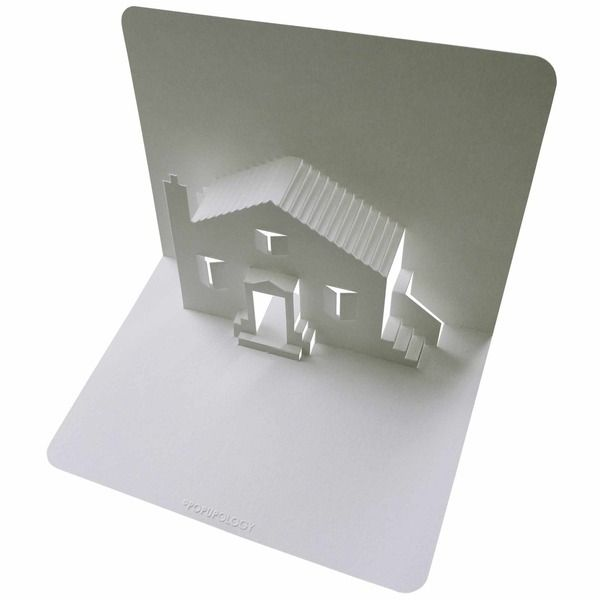 Pop Up House. Click on link for free video tutorial and template ...