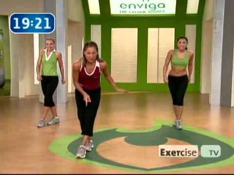 Cardio Groove Nu0027 Burn Workout Videos By ExerciseTV