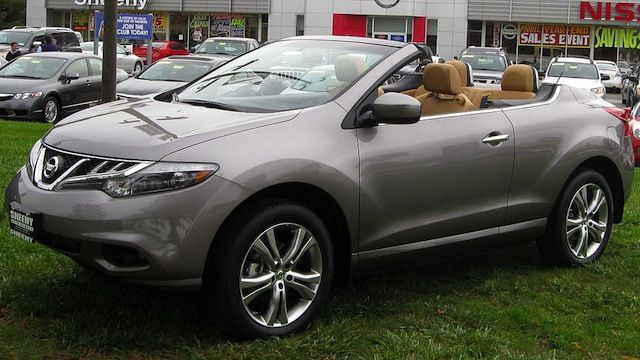 finally pinterest someday an nissan convertible want pin suv hmm