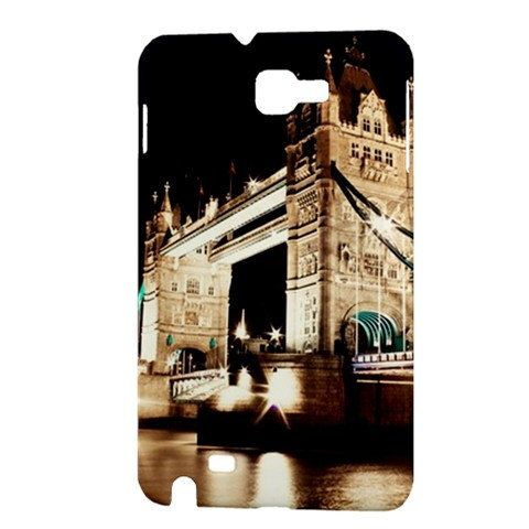 London Samsung Galaxy Note Hardshell Case by HConwayPhotography, $38.00