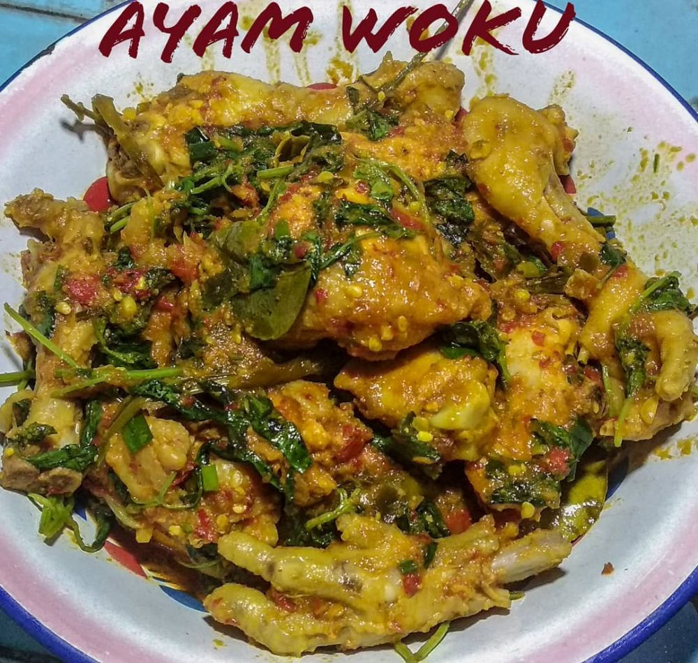 Resep Masakan Manado Instagram Resep Masakan Masakan Resep Masakan Indonesia