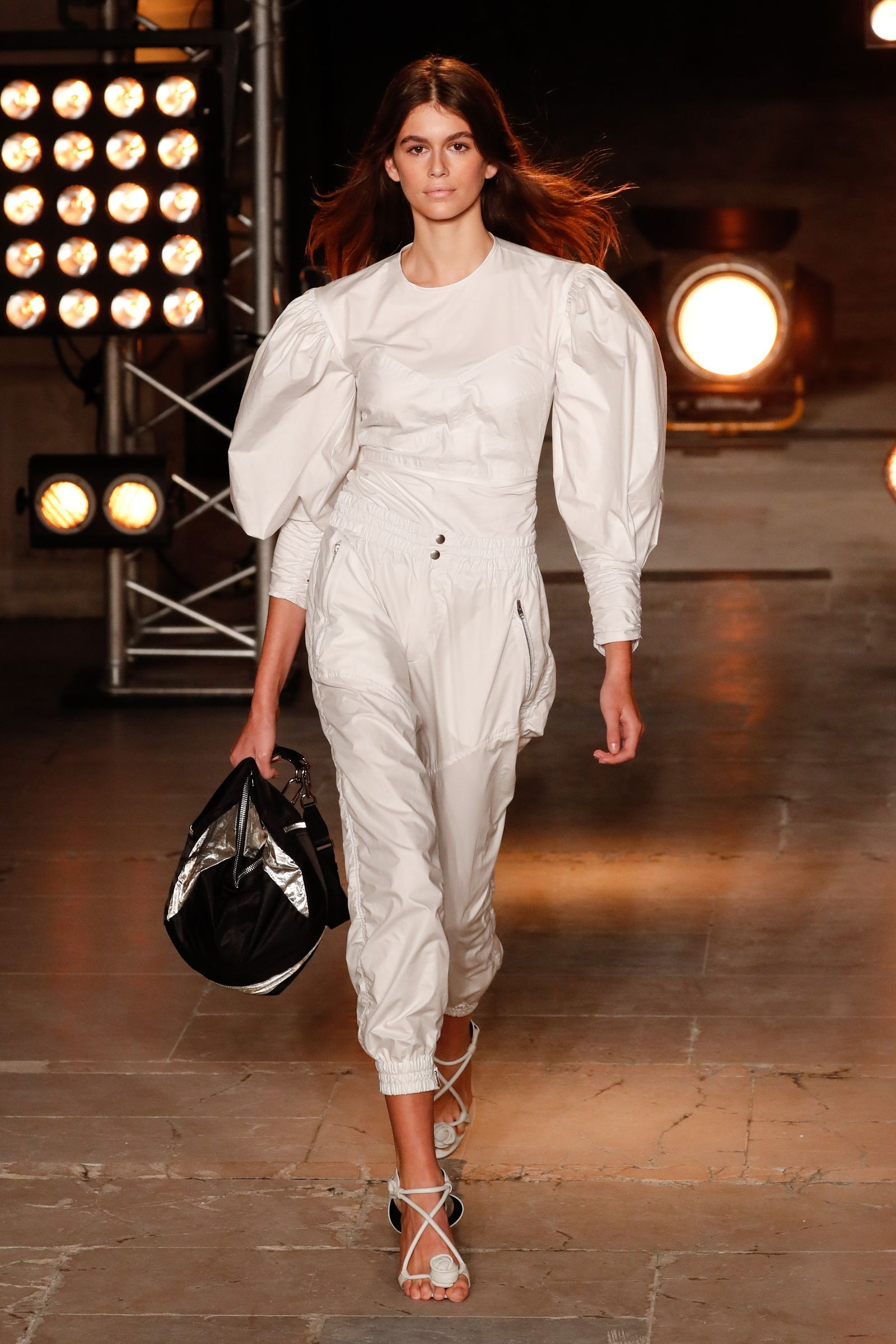 dda28654219 Every Runway Kaia Gerber Walked At Her First Fashion Month