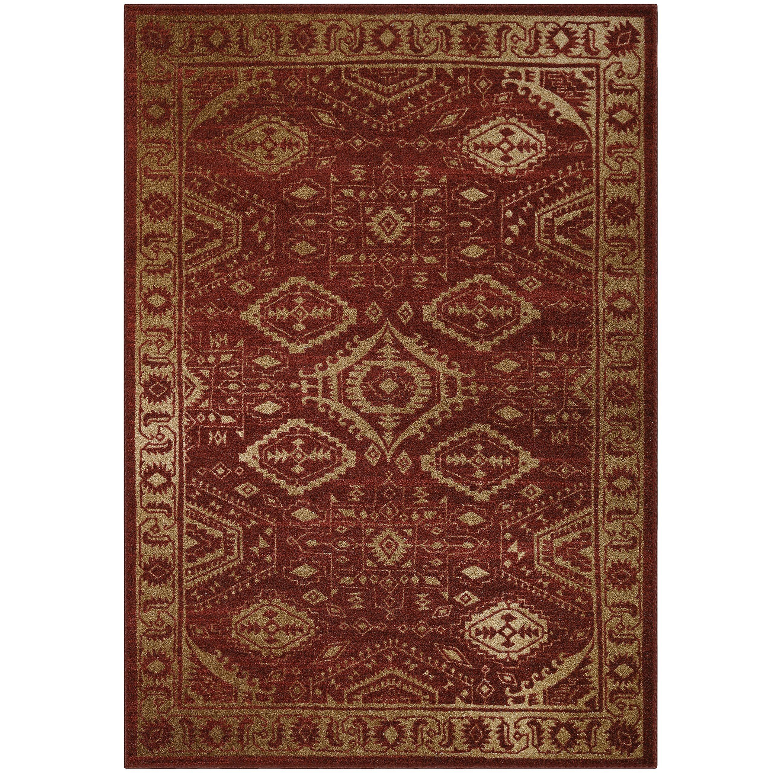 Maples Rugs Georgina Traditional Area Rugs For Living Room And