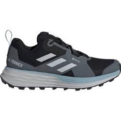 Adidas Damen Trailrunningschuhe Terrex Two Gore-Tex, Größe 42 In Cblack/grethr/ashgre, Größe 42 In C