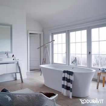 Duravit Cape Cod Freistehende Badewanne Badezimmer \ Sauna - freistehende badewanne