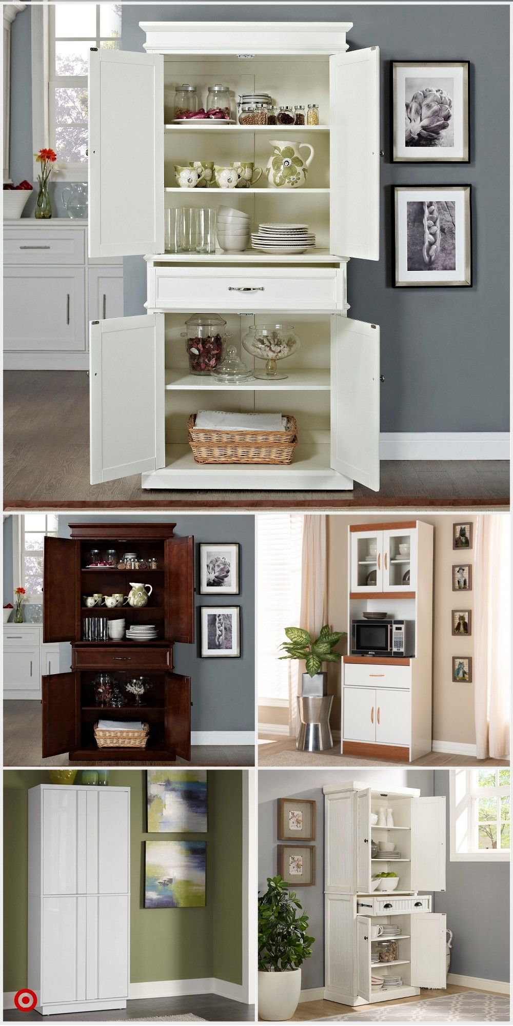 Best Shop Target For Kitchen Storage Pantry You Will Love At 400 x 300