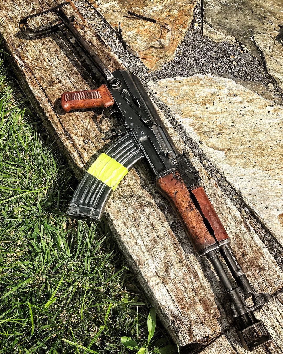 Pin by Derek Culver on AK-47 Rifles & SBR's | Guns, Tactical