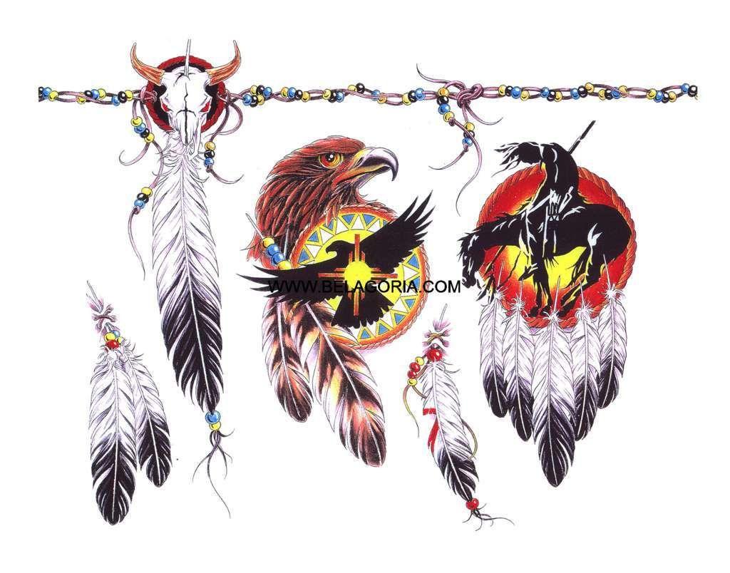 Tatuajes De Indios Americanos Y Diseños Para Tatuarse Azteca Serch