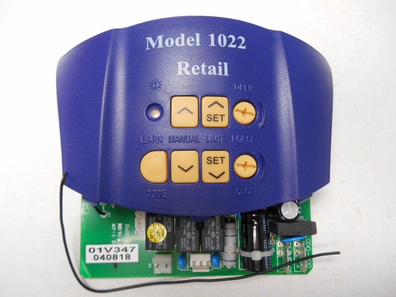 Genie Model 1022 Garage Door Opener