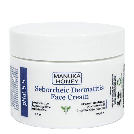 seborrheic dermatitis face cream