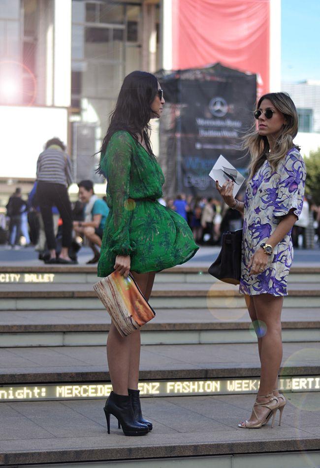 NYFW New York Meu Look NYC Meu Look Jimmy Choo Isolda Hermès Gallerist