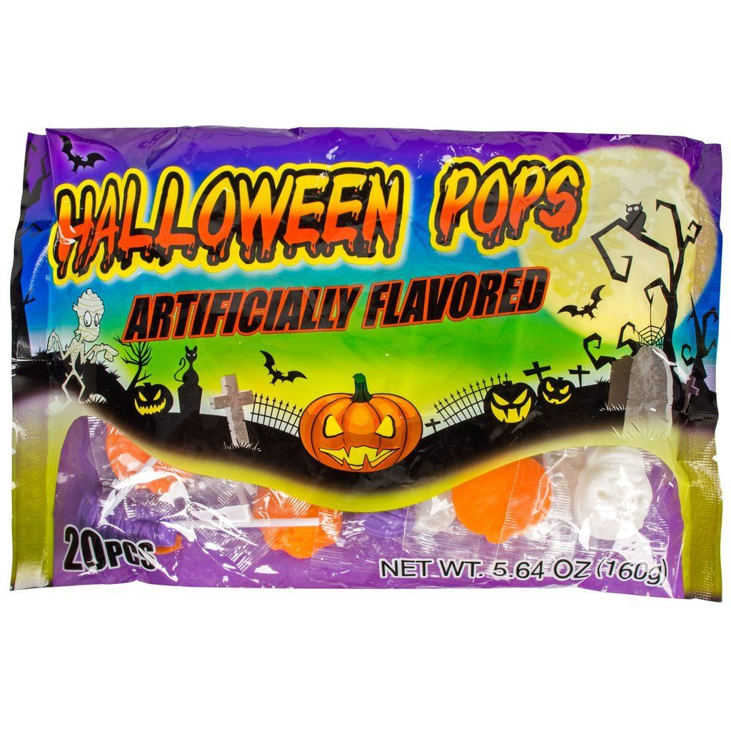 22 Bags Of Halloween Candy You Never Knew You Could Get At The