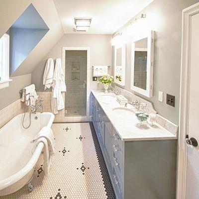 Best Master Suite In Historic Tudor Home Attic Master Suite 400 x 300