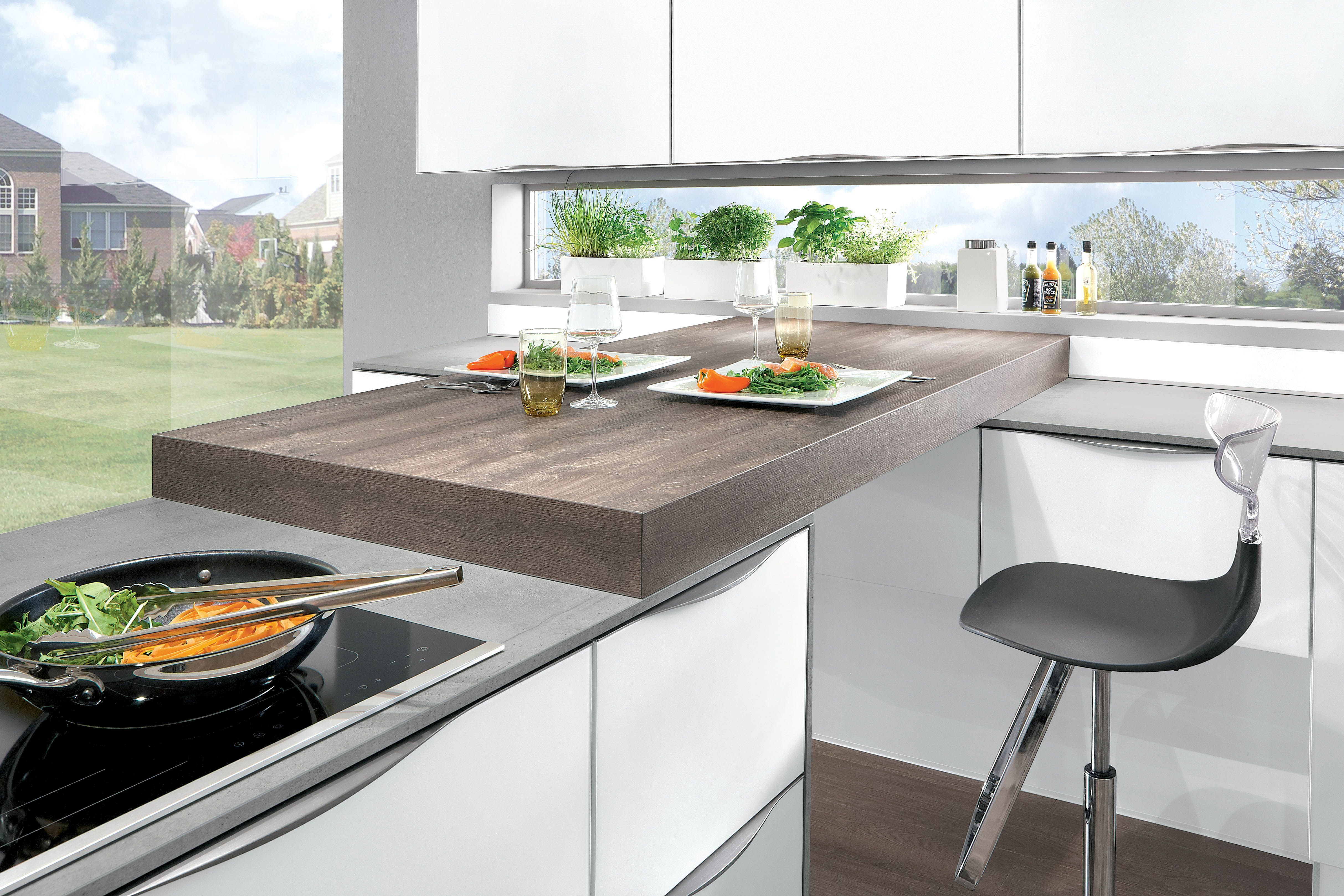 SMC Kitchens Pontyclun are the exclusive suppliers of Nobilia Kitchens. Come and see our showroom in Coed-Cae Lane. For more info click here. bit.ly/...