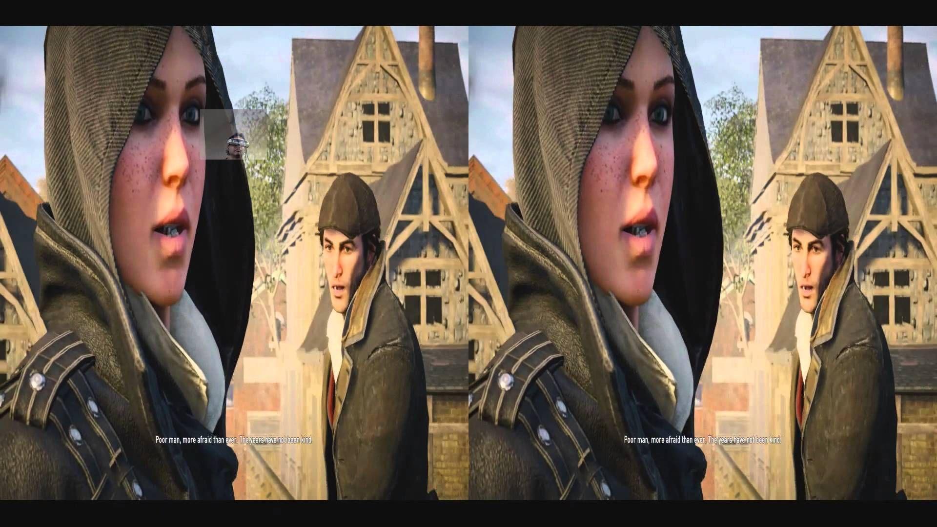 assassin s creed syndicate vr pc 1080p sbs tridef 3d st1080 hmd