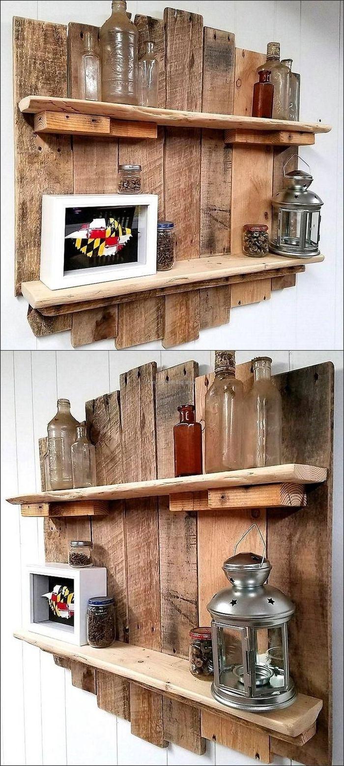 Perfekt Hier Finden Sie Eine Unserer Ideen Zum Thema Regal Selber Bauen Aus Holz  Und Paletten,