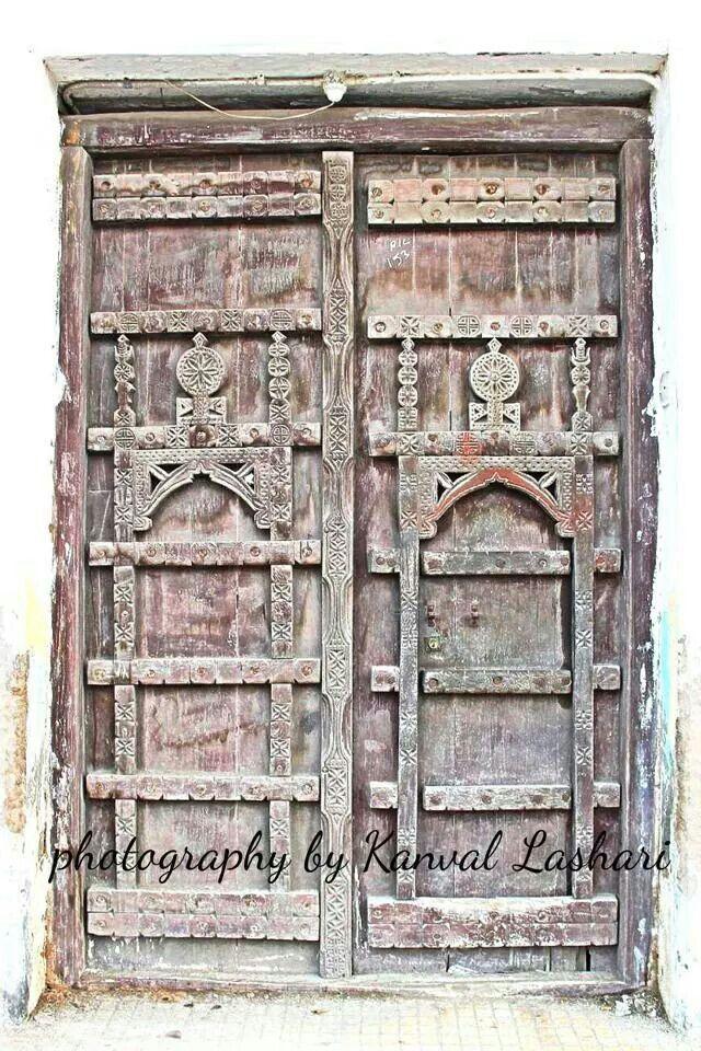 Beautiful Door -Oman