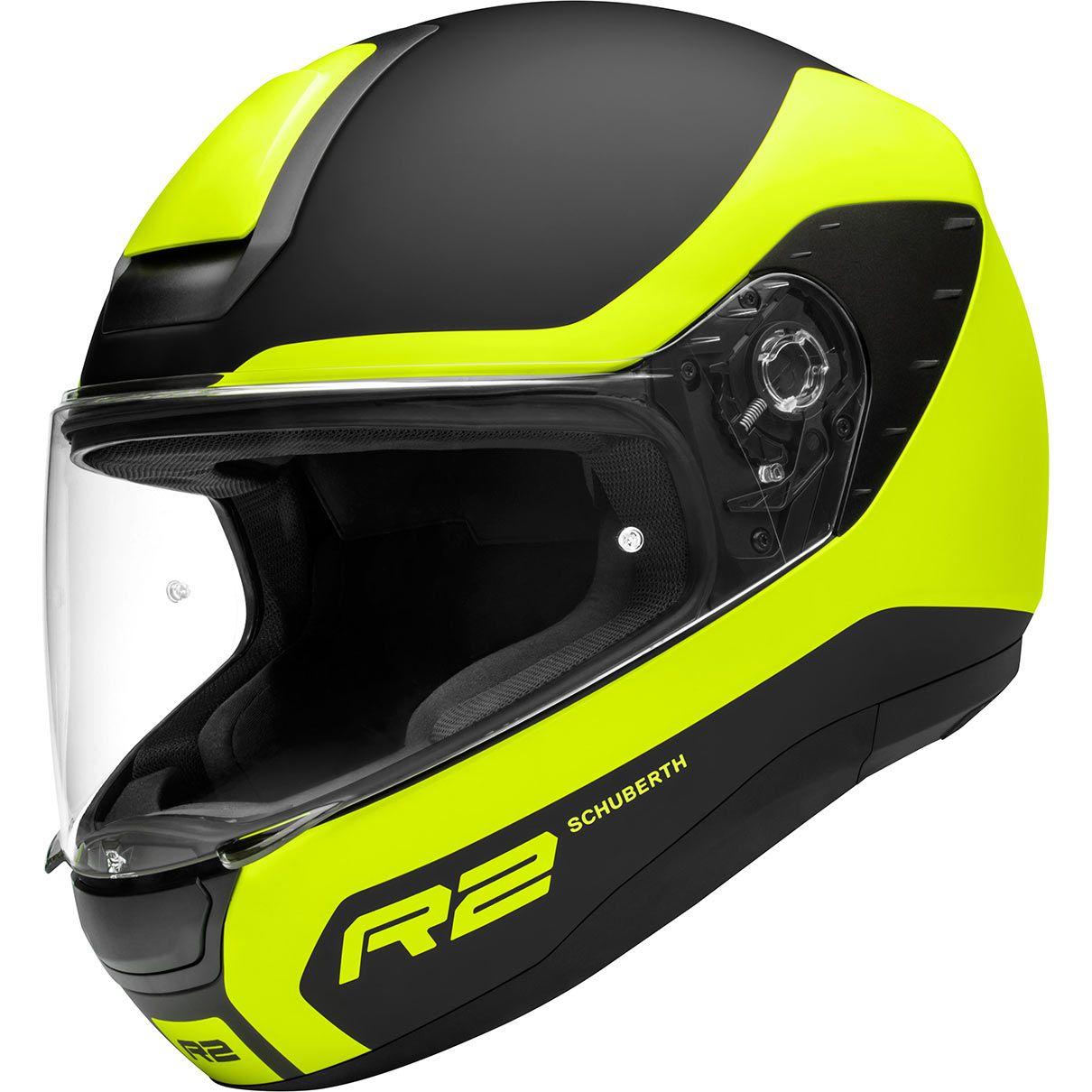 Schuberth R2 Nouveau Casque Sport Touring Moto Helmet Helmet