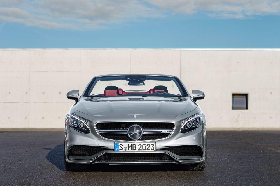 Mercedes-Benz AMG S 63 Cabriolet \
