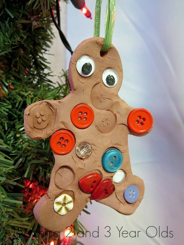 Gingerbread Theme #creativeartsfor2-3yearolds