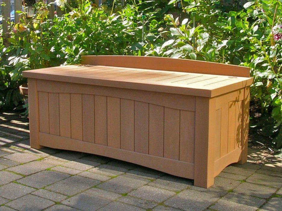 Outdoor Wooden Storage Benches Theplanmagazine Com Minimalist