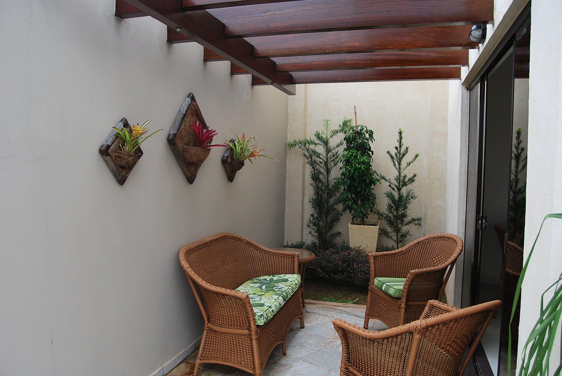 10 ideas para decorar un patio muy pequeño | Patios, Gardens and ...