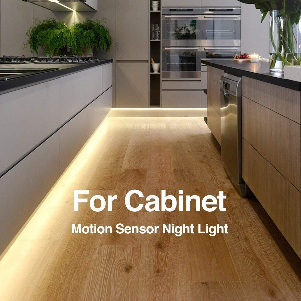 Led Night Lights Motion Sensor Led Light Sensor Night Lights Under Bed Lighting Motion Sensor