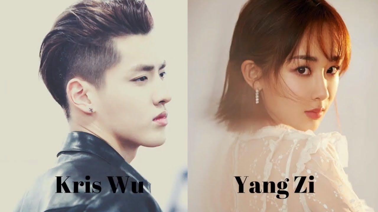 Kris Wu And Yang Zi New Chinese Drama 2021 The Golden Hairpin Kris Wu New Chinese Drama