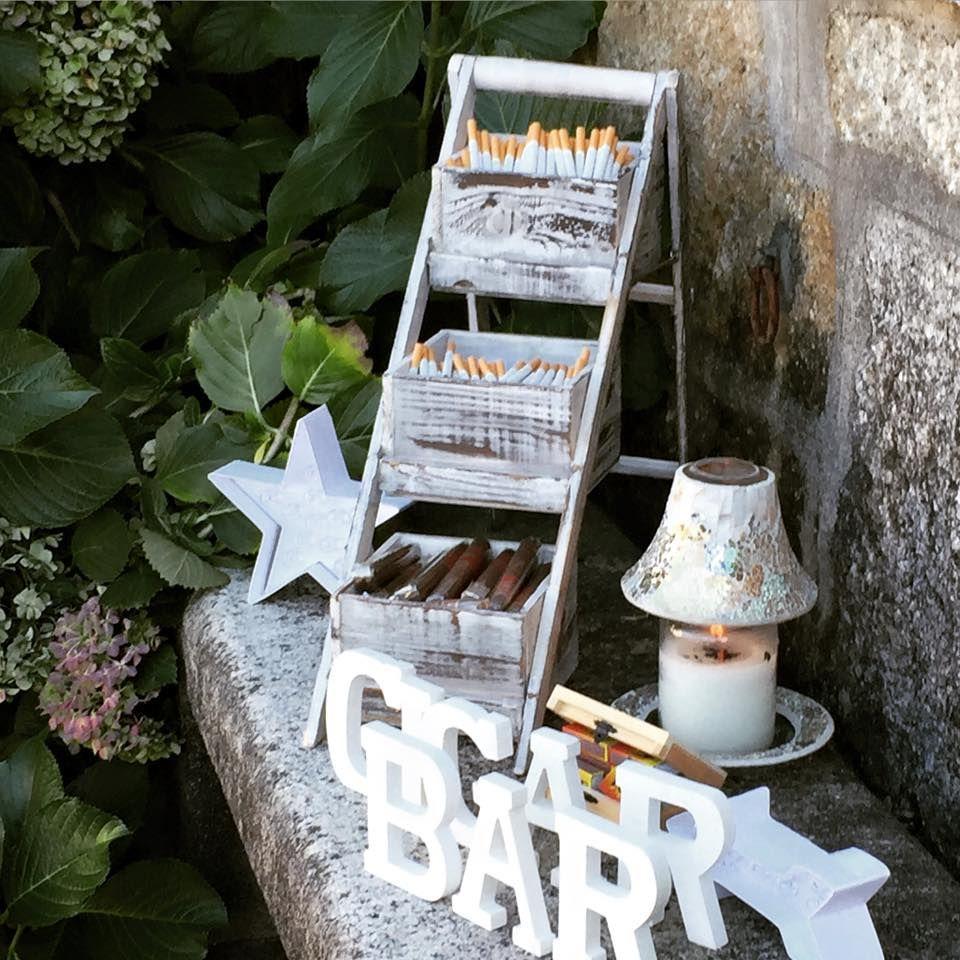Cigar bar decoracion exterior boda pinterest boda for Decoracion boda exterior