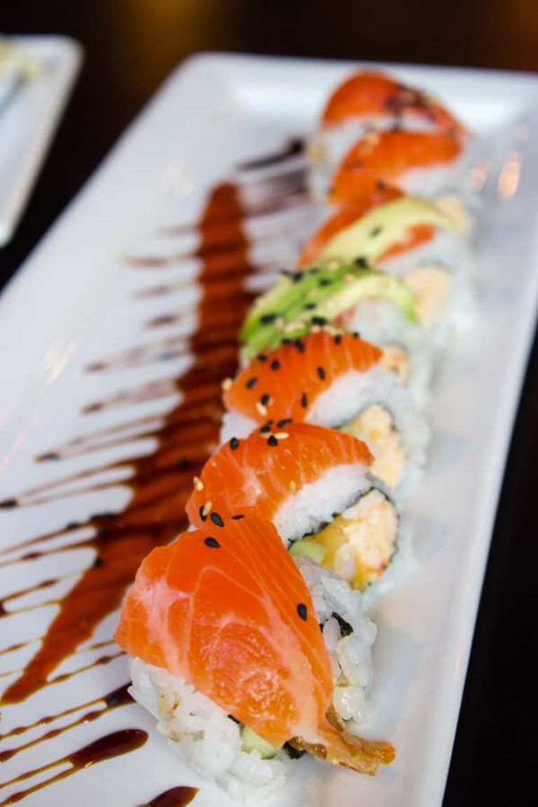 Top 10 Sushi Restaurants In Salt Lake City A Post Featuring The Best