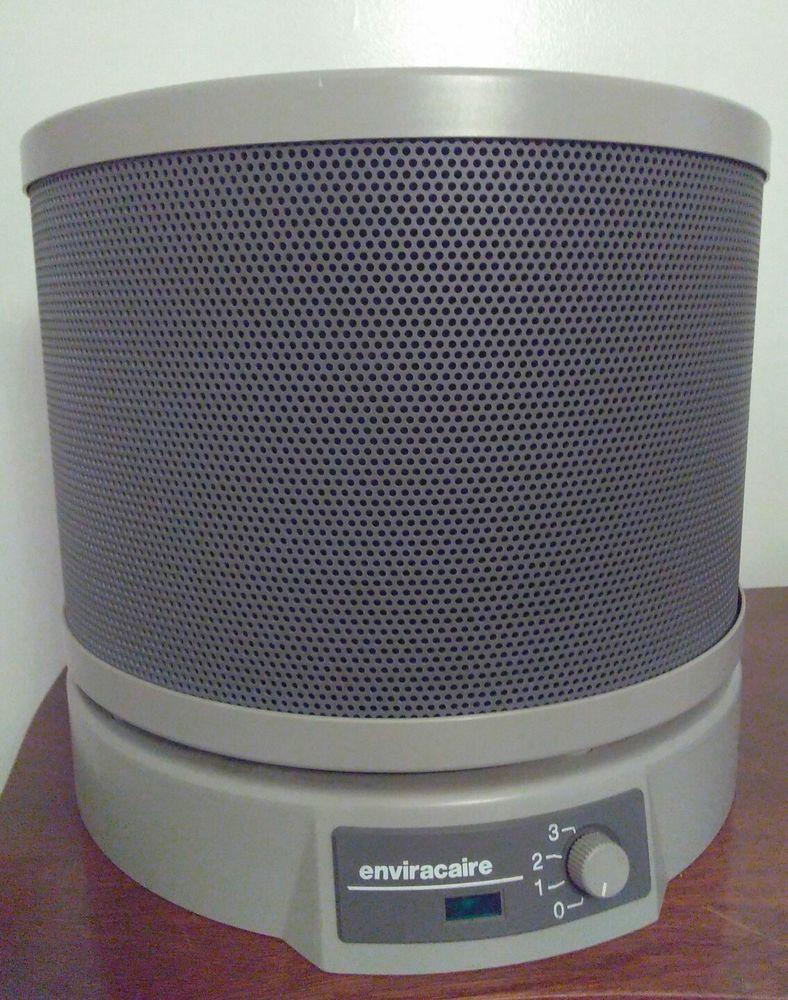 Honeywell Enviracaire Model 13503 True Hepa Air Filtration