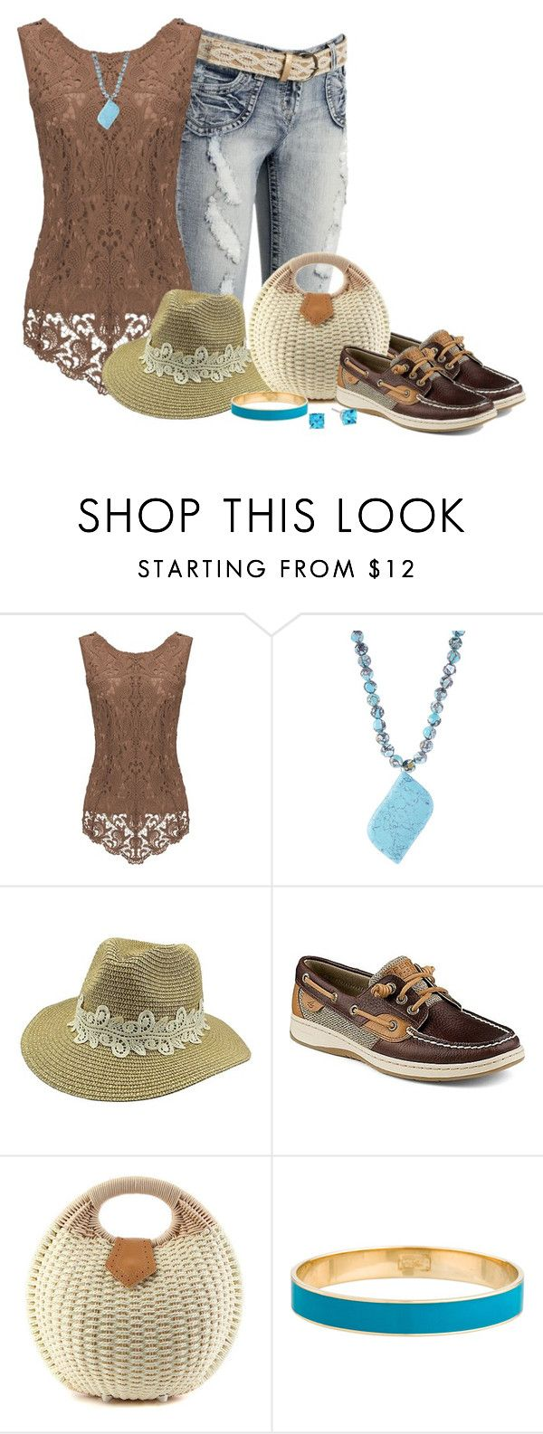 """""""picnic day"""" by nutgirl ❤ liked on Polyvore featuring Pavcus Designs and Kate Spade"""