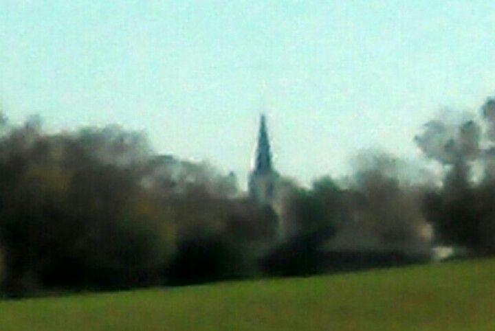 St. Anns at a distance