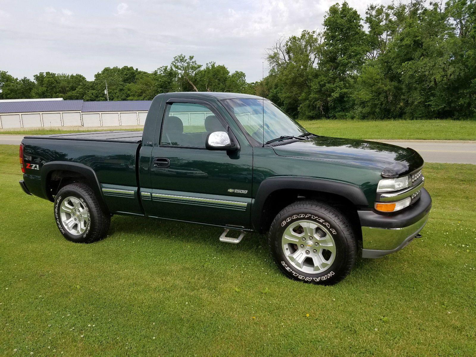 Chevrolet other pickups z71 2001 chevrolet silverado 1500 ls z 71 truck