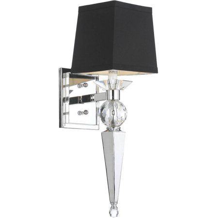Home In 2019 Wall Sconces Sconce Lighting Crystal