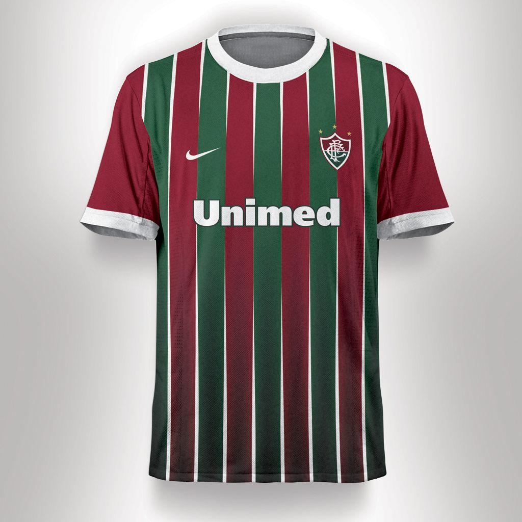 Camisa Fluminense F.C. Alternativo Nike  camisa  fluminense  alternativa   nike  7b599250b2f78