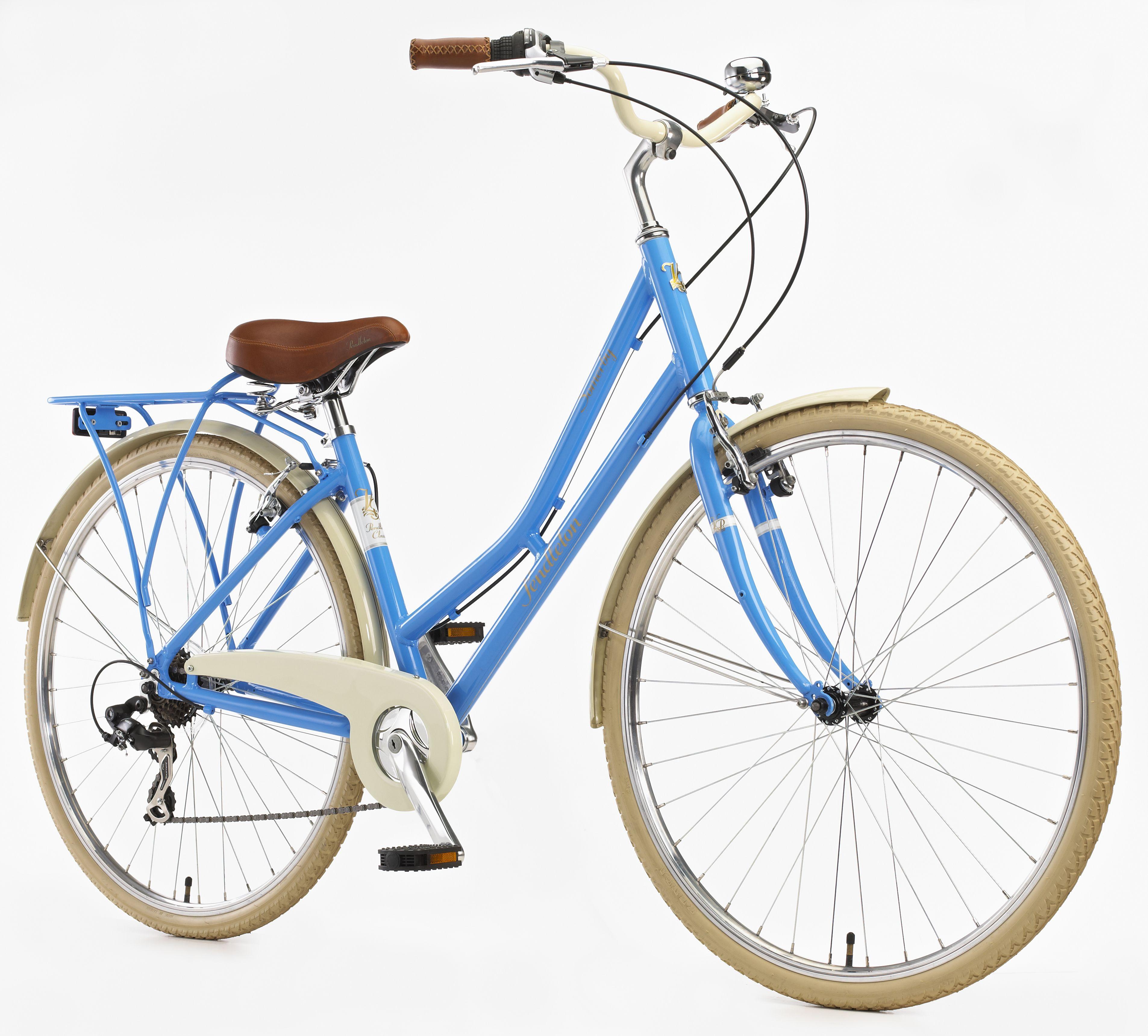 Somerby Pendleton Bike Range Ride Beautifully Exclusive To