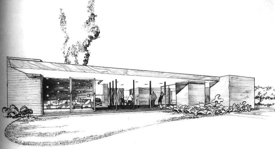 Case Study House No. 6 Whitney Smith