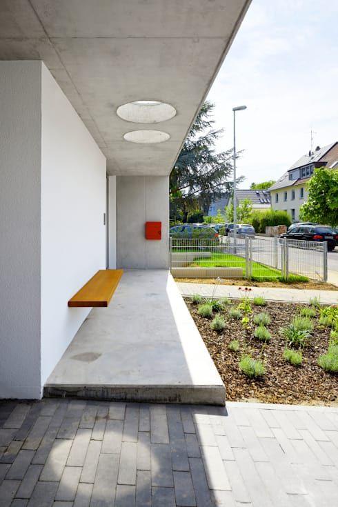 Architekt Mainz wohnhaus h mainz hofbauer architekt architecture and