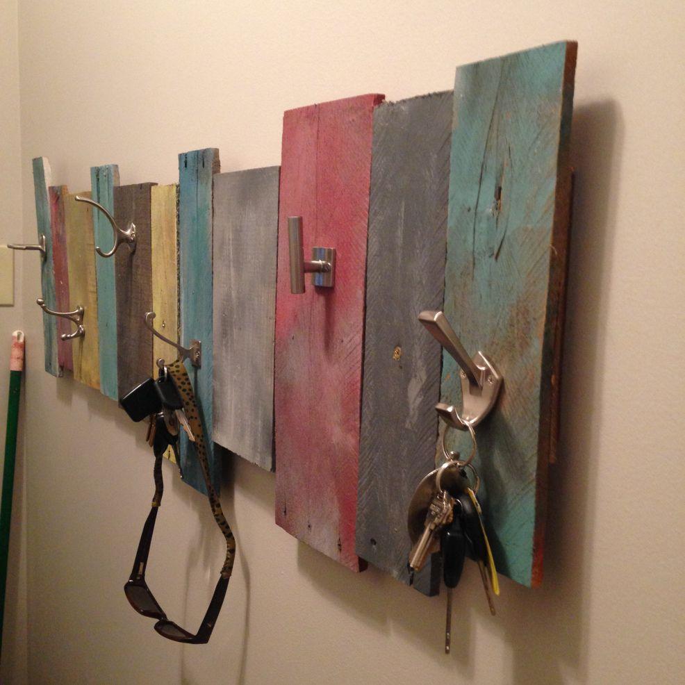 IMG_8074 Diy coat rack, Wooden coat rack, Pallet coat racks