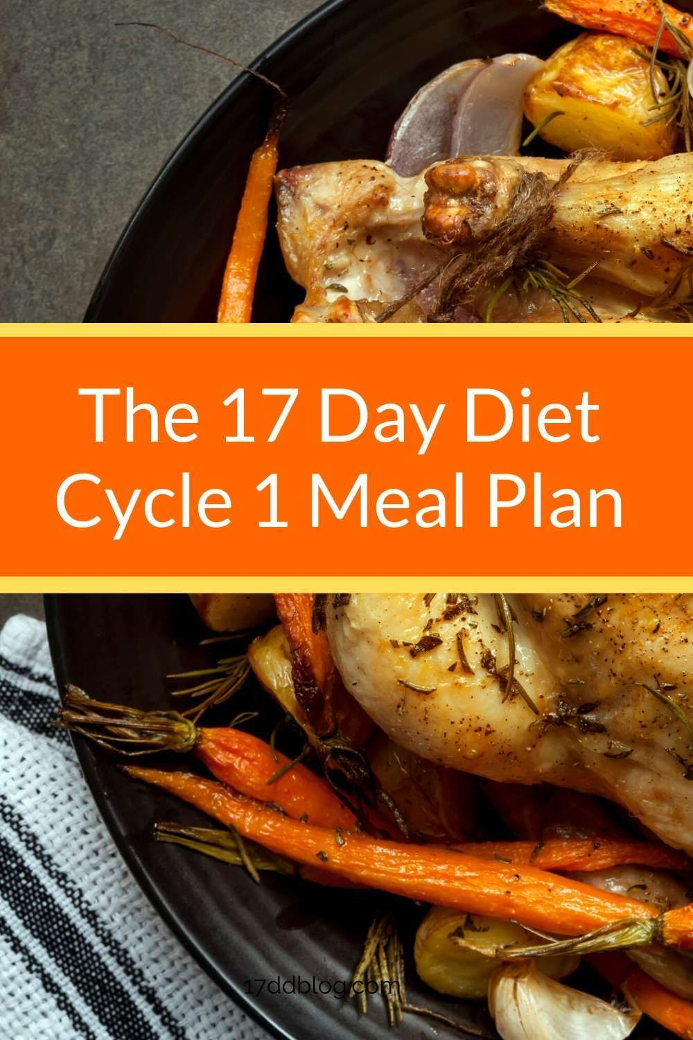 OMG! This Meal Plan For The 17 Day Diet Is A Lifesaver! It