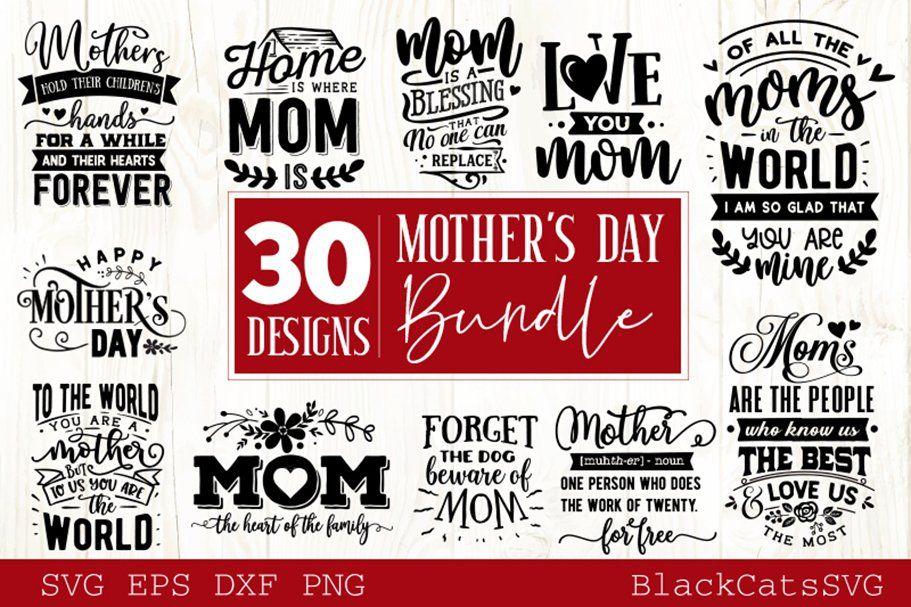 Free Halloween svg bundle svg dxf eps png cut file • cricut • silhouette. Mother S Day Svg Bundle 30 Designs Design Bundles Sarcastic Mom Svg SVG, PNG, EPS, DXF File
