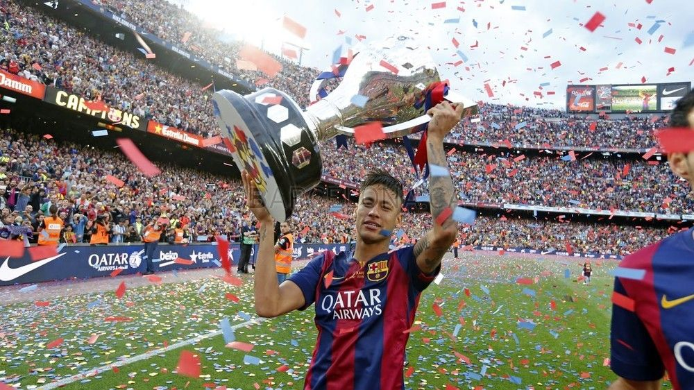 La fiesta del campeón de Liga | FC Barcelona