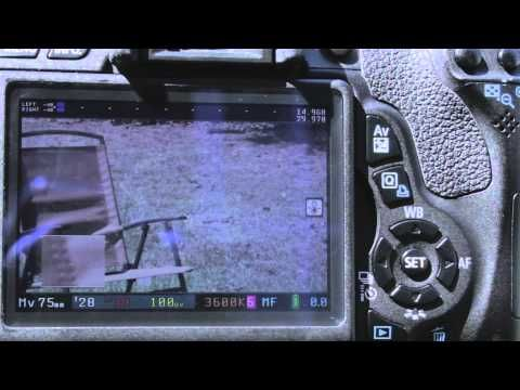 Magic Lantern Version 2 3 Walk Through for Canon T3I Part 1