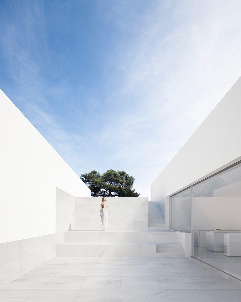 Zarid House, Fran Silvestre Arquitectos