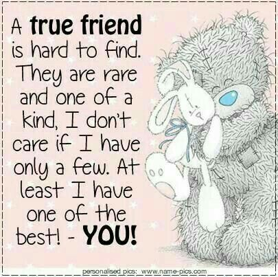 This is to my best friend i love her so so much she is a treasure tatty teddy a true friend bookmarktalkfo Choice Image